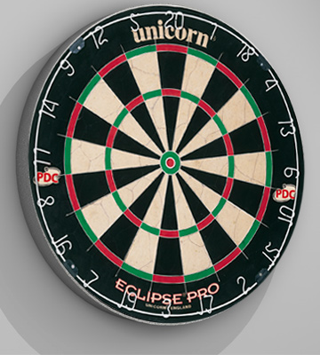 Review of Unicorn Cloud Eclipse Pro Dartboard