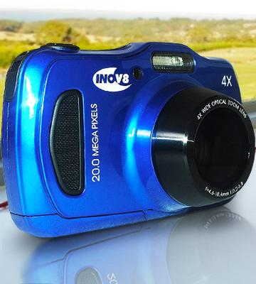 Review of Inov8 C204M Underwater Compact Digital Camera
