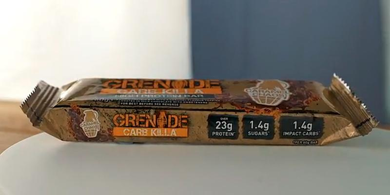 Review of Grenade Carb Killa Protein Bars