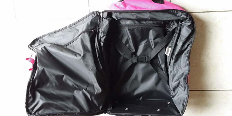 Review of Cabin Max Carry On