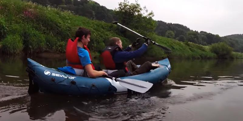 Review of Sevylor Riviera Inflatable Kayak