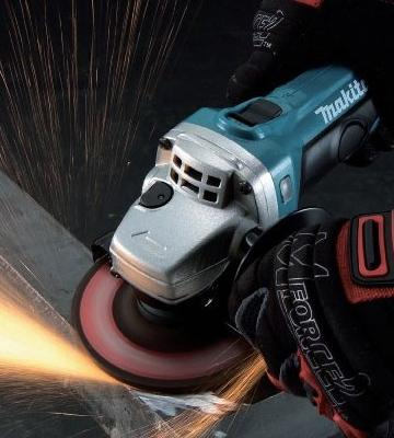 Review of Makita DGA452Z Angle Grinder