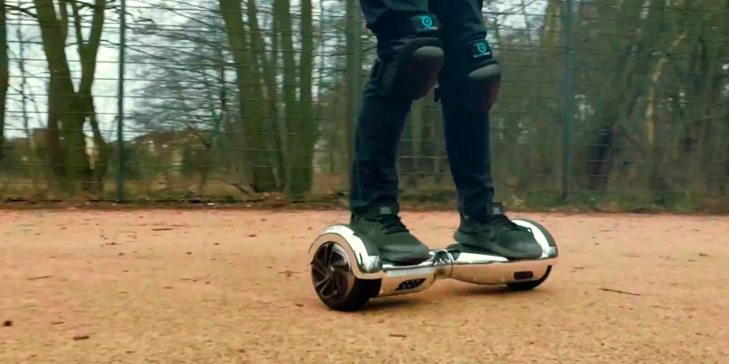 Bluewheel HX310s Hoverboard Self Balancing Scooter in the use