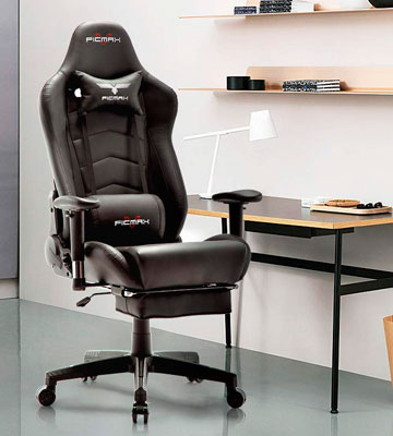 Review of Ficmax Gaming Massage Chair
