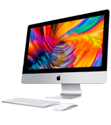 Apple iMac (2019) 21.5-inch Retina 4K Display (Intel Core i5, 8GB RAM, 1TB HDD)