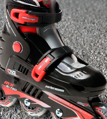 Review of Xcess MX-S780 Inline Skates