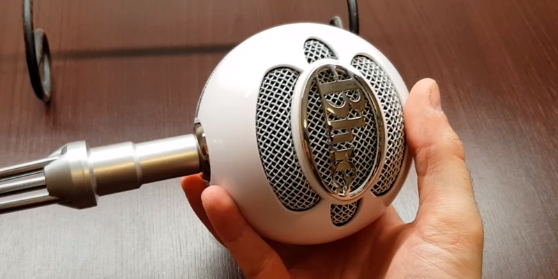 Detailed review of Blue Snowball Ice USB Microphone - White