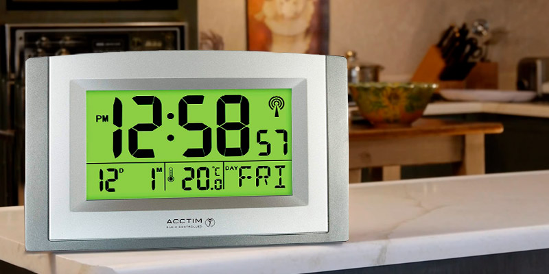 Review of Acctim CK4057 Wal Clock
