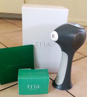 Review of Tria Beauty Hair Removal Laser 4X