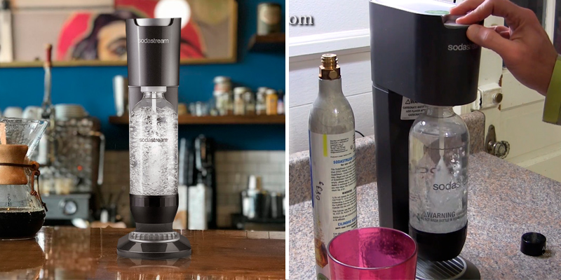 Review of SodaStream Genesis Sparkling Water Maker