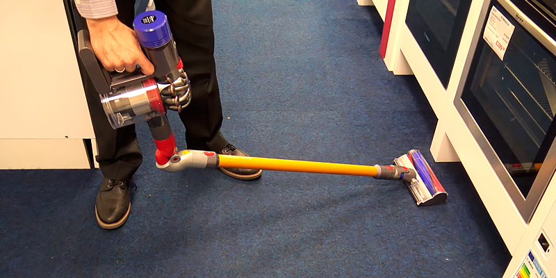 Review of Dyson V7 Absolute Cordless Vacuum Cleaner