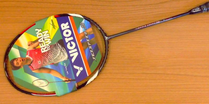 Review of Victor V-3700 Magan Badminton Racquet