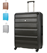 Aerolite Super Lightweight ABS Hard Shell Suitcase