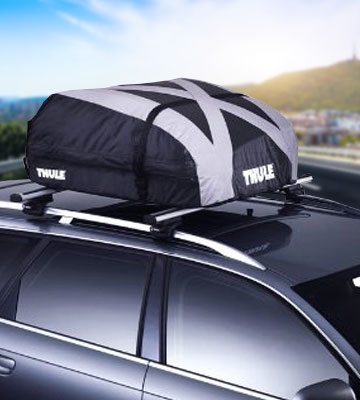 Review of Thule Ranger Foldaway Roof Box
