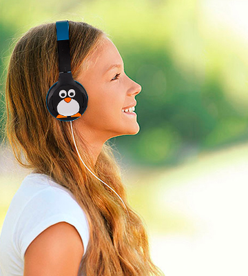 Review of My Doodles Penguin Childrens Wireless Headphone