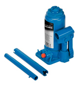Silverline 457050 6-Tonne Hydraulic Bottle Jack