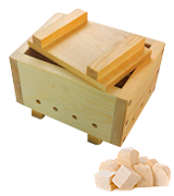 The Tofu Box REGULAR Size TOFU MAKER KIT