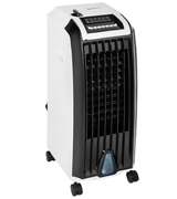 Signature S40004N 4-in-1 Air Cooler with 12 Hours Timer and Remote Control