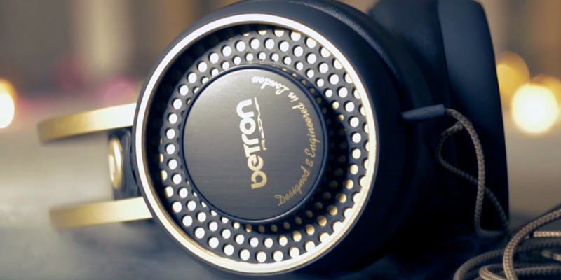 Review of Betron RETRO Over Ear Headphones Bass Driven Sound