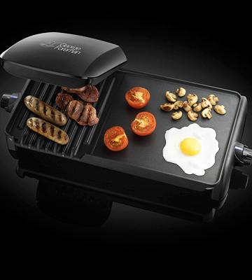 Review of George Foreman 18603 Grill and Griddle