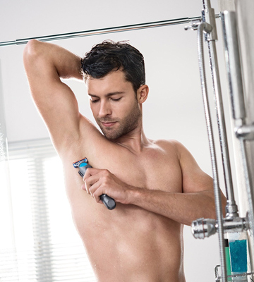 Review of Braun CruZer6 Body Trimmer with Gillette Fusion Razor Blade