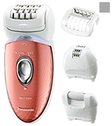 Panasonic ES-ED93 Wet and Dry Cordless Epilator