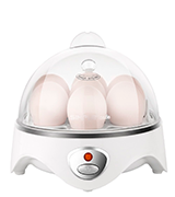 SimpleTaste 3 in 1 Clear cover Egg Cooker