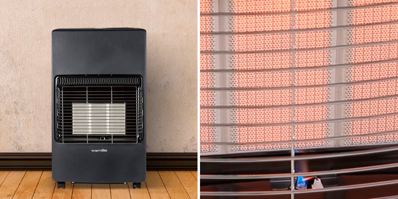 Review of Warmlite Portable Gas Heater on Wheels with Anti-Tilt Device