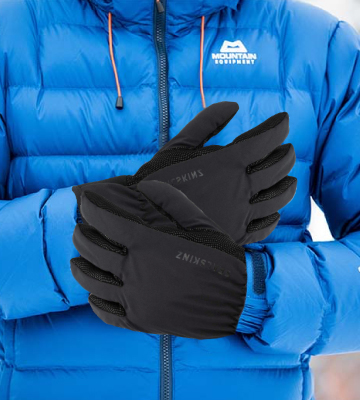 Review of SEALSKINZ Men's Sea Leopard Waterproof All Weather Lightweight Glove