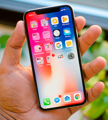 Review of Apple Iphone X (64GB) GSM Unlocked