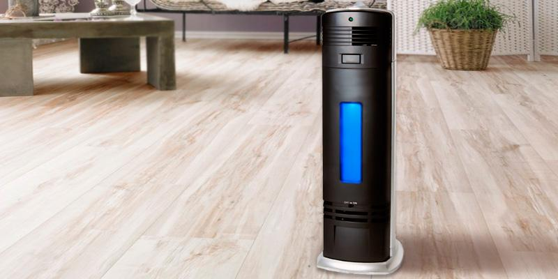 Review of Breathe Fresh Permanent Filter Ionic Pro Cleaner Air Purifier
