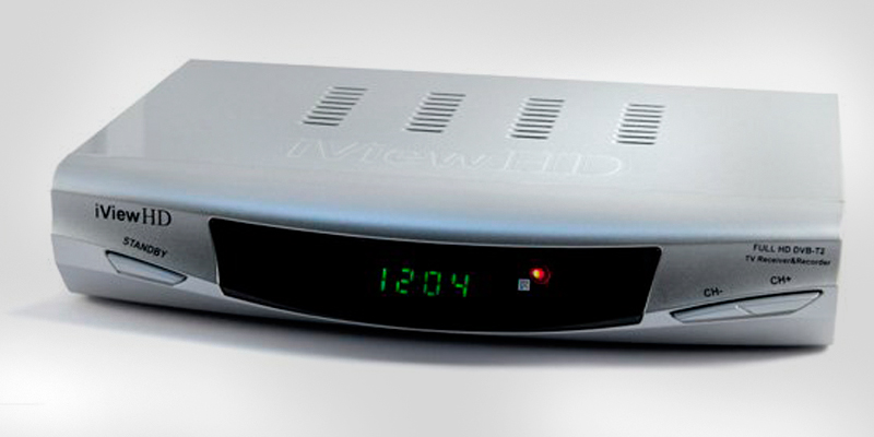 Review of iView HD MSD7818 3-in-1 Set Top Box