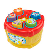 VTech 185103 Baby Sort and Discover Drum - Multi-Coloured