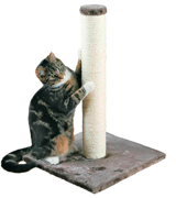 TRIXIE Pet Products 62 cm Parla scratching post