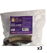 The Regal Mutt Antler Puppy Chews