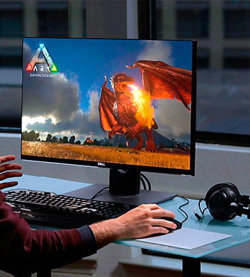 Review of Dell SE2417HG Gaming LCD Monitor