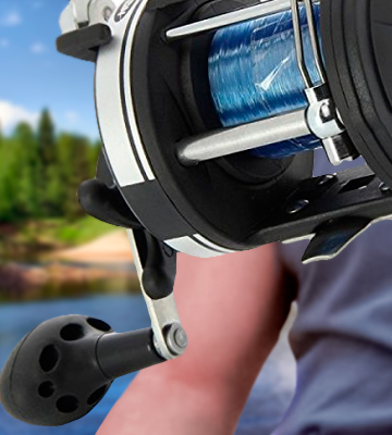 Review of NGT FRL-LS3000 Line Multiplier Fishing Reel
