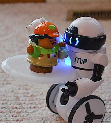 Review of Wow Wee MiP Balancing Robot