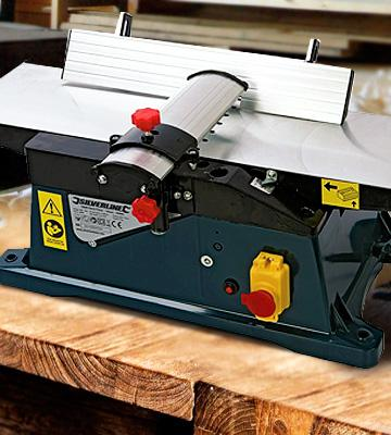 Review of Silverstorm 344944 Bench Planer