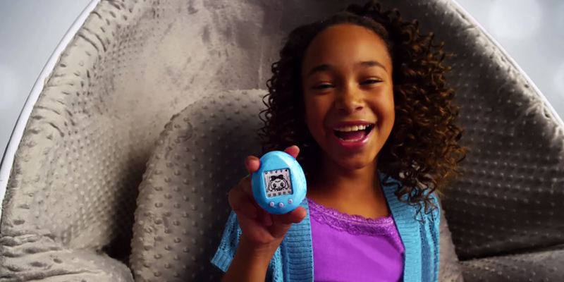 Review of Tamagotchi Digital Friends 37483 Blue Gem