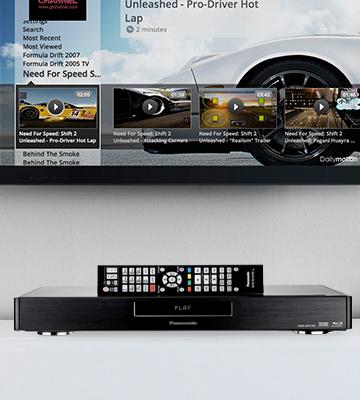 Review of Panasonic MULTIREGION DMP-BDT700 BLU-RAY Player