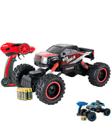 Think Gizmos Rock Crawler Large Remote Control Car