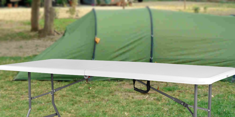 Review of Home Discount Folding Table big-size