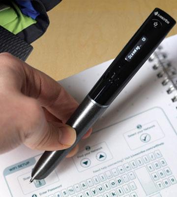 Review of Livescribe 4GB Wifi Smart Pen