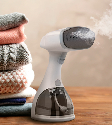 Review of Dodocool 2020 New LCD Smart Powerful Garment Steamer
