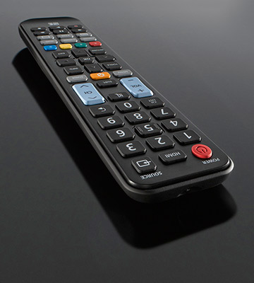Review of One For All Samsung TV Replacement Remote Control