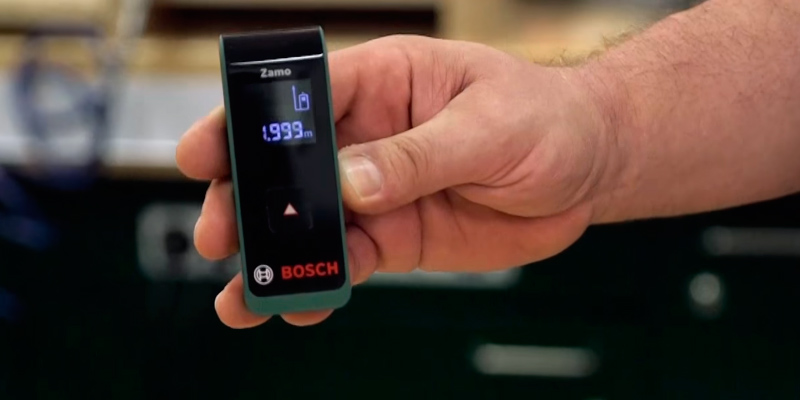 Review of Bosch Zamo Digital Laser Measure