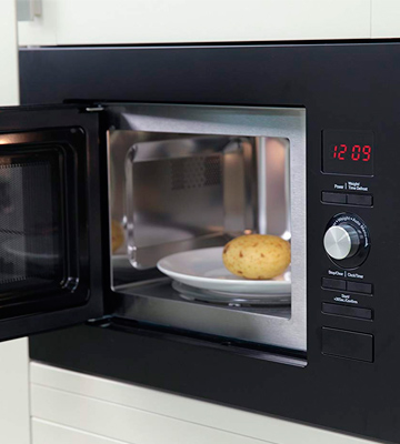 Review of Russell Hobbs RHBM2003MB Built In Digital Solo Microwave 20L