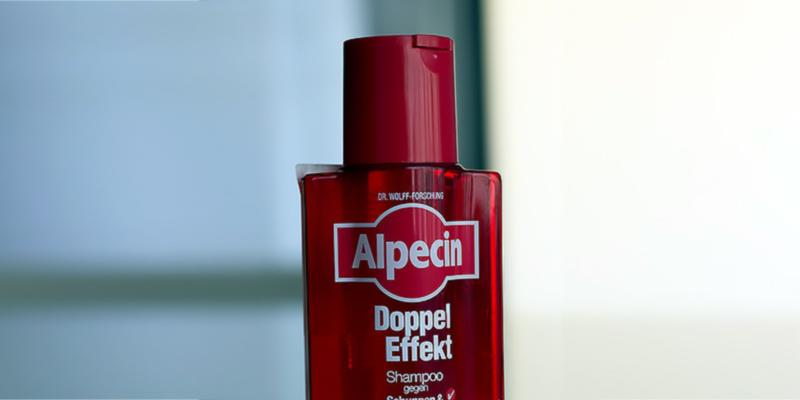 Review of Alpecin Double Effect Dandruff and Hair Loss Shampoo