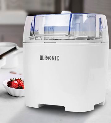 Review of Duronic IM540 Ice Cream Maker